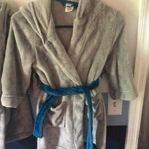 Little boys bath robe